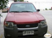 Excelente ford escape xlt 4x4 2002 impecable-americana
