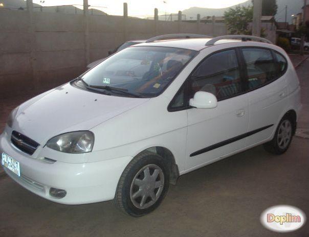 Excelente Chevrolet vivant 2008 san felipe