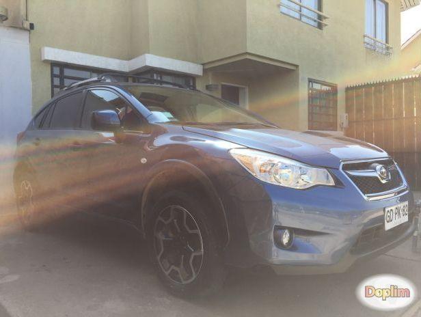 Vendo Subaru xv 2014 cvt e 17.300 kms mantencion al dia