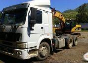 Excelente sinotruck tracto camión 2011