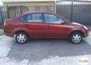 Excelente ford fiesta first sedan año 2007