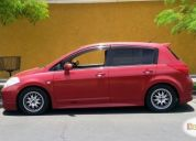 Excelente nissan tiida 2008 impecable