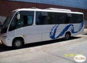 Excelente transporte para personal o turismo