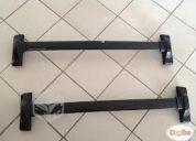 Excelente barras originales para honda crv 3era y 4ta versión.