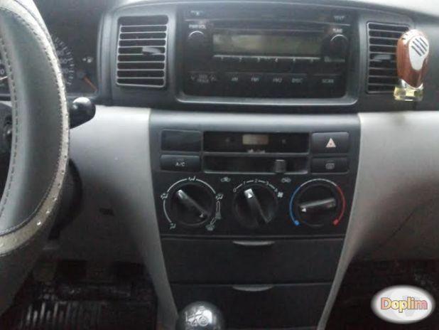Excelente Toyota corolla 2007 1.8