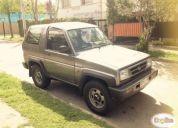 Excelente jeep daihatsu feroza 3 stage efi 1,6 año 98
