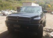 Vendo o permuto excelente camioneta 4x4 turbo