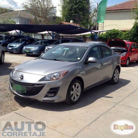 Excelente Mazda 3 sedan año 2011, muy buen estado