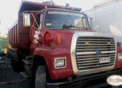 Excelente camión tolva ford l8000 de 13 cubos