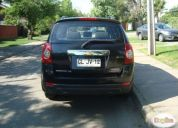 Excelente chevrolet captiva diesel aÑo 2010