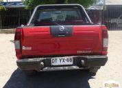 Excelente camioneta nissan terrano. año 2012.