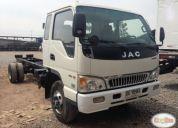 Excelente camión chasis cabina jac urban hfc 1083