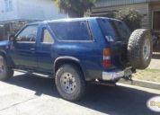 Vendo jeep nissan terrano,contactarse!