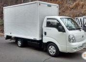 Vendo excelente camioneta kia frontier carrozado
