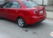 Vendo auto kia río 2012,buen estado!