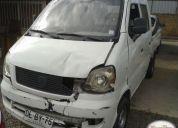 Camioneta doble cabina hafei minyi 2012