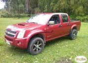 Se vende excelente camioneta dmax e4 2.5