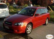 Subaru legacy 2.004 2.0i gt awd bencinero automatico