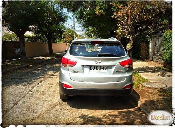 Vendo Hyundai newtucson 2011 en excelente estado