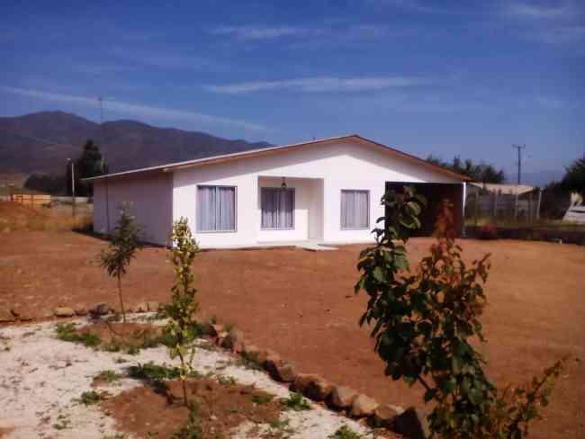 Casa Nueva en el Campo a Min de La Serena y Coqbo