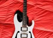 Guitarra ibanez pgm3 modelo paul gilbert