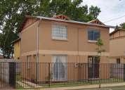 """Talagante arriendo casas  pareadas conjunto """"valle del encanto"""" de  invica $300.000 mensuales."""