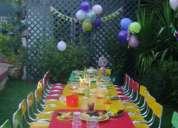 Arriendo sillas y mesas para cumpleaÑos de niÑos 61908923