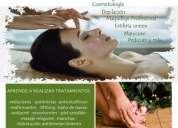 cursos de reflexologia y masoterapia en richel`s en promocion