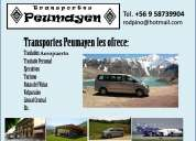 Transfer aeropuerto viajes especiales turismo