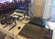 Música y amplificación para tus eventos