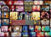 ------ diseño & decoracion con globos -----