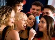 Amplificación, luces, karaoke, proyecto