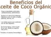 Aceite de coco cosmético