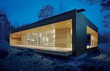 Casa Azul Mediterránea de 140 mt2