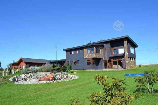 linda casa parcela en Puerto Varas,Contactarse!