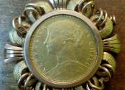Moneda de oro 1896