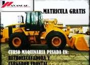 Certificaciones para maquinaria pesada