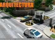 Diseño 3d diseñador 3d animación ilustración arquitectura