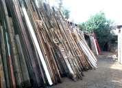 Materiales de demolición para la construcción