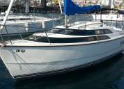Vendo yate velero 26 pies, south marine 26 (macgregor 26)