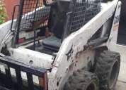 Minicargador bobcat s150 del aÑo 2009