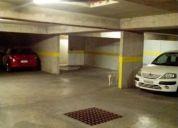 Arriendo estacionamiento 24/7. santiago centro