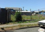 Propiedades chaparro vende terreno de 800 m2.