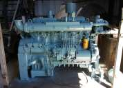 Motores marinos, rolls roice y scania 220 hp