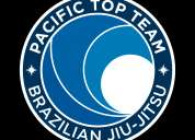 Clases jiu jitsu brasileño en pacific top team chile
