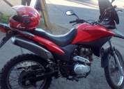 Vendo moto honda 2015 Falcon 400 con solo 15 Temuco