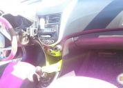 Vendo vehiculo hyundai modelo accent año 2012. en santiago.