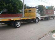 Excelente camion chevrolet npr año 2000. en valparaíso.
