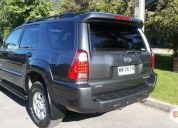 Toyota 4runner 2007 limited 4x4 impecable.