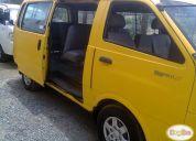 Se vende furgon escolar. contactarse!